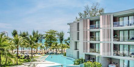 Hotelli La Vela Khao Lak, Thaimaa.