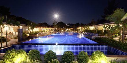 Allasalue, hotelli Lanta Casa Blanca. Koh Lanta, Thaimaa.