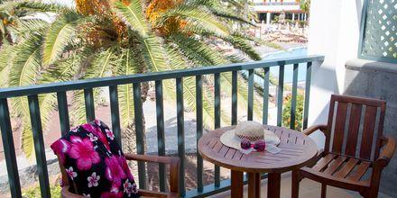 Parveke, Hotelli Las Marismas, Fuerteventura.