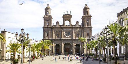 Santa Ana -katedraali Las Palmasissa.