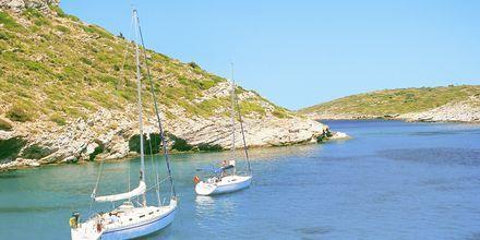 Joonianmeren saaristoa, Kreikka.