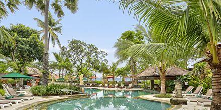 Hotelli Legian Beach, Kuta, Bali, Indonesia.