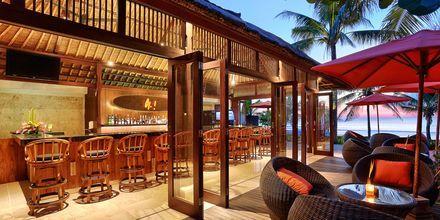 Ravintola Ole Ocean View Patio, hotelli Legian Beach. Kuta, Bali.