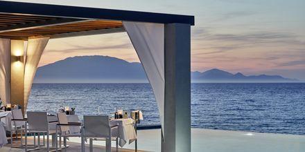 Ravintola Melia. Hotelli Lesante Blu Exclusive Beach Resort, Tragaki, Zakynthos.