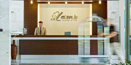 Vastaanotto, Hotelli Lesante Classic Luxury Hotel & Spa, Zakynthos, Kreikka.