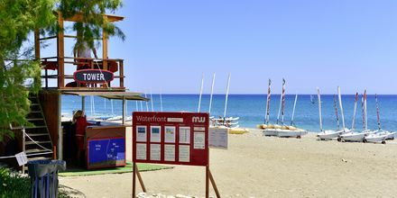 Ranta, Hotelli Levante Beach Resort, Rodos