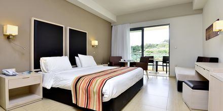 Kahden hengen huone, Hotelli Levante Beach Resort, Rodos