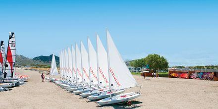 Purjehdusta, Levante Beach Resort, Rodos