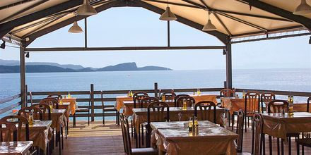 Hotelli Lichnos Bay Village. Parga, Kreikka.