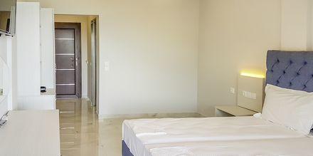 Superior -huone, hotelli Lichnos Bay Village. Parga, Kreikka.