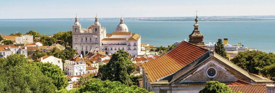 Matkat Lissaboniin