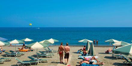 Ranta. Hotelli Lissos, Platanias, Kreeta, Kreikka.