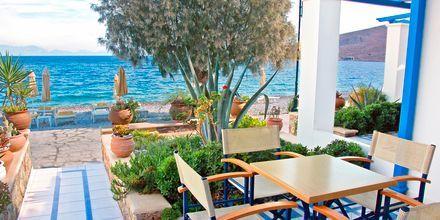 Huoneistohotelli Livadia Beach, Tilos.