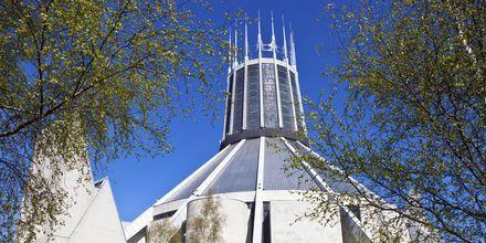 Liverpool Metropolitan Cathedral, Englanti.