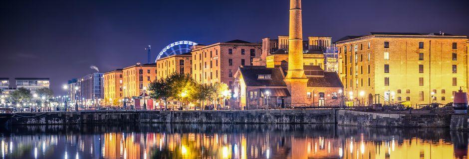 Liverpool, Englanti.