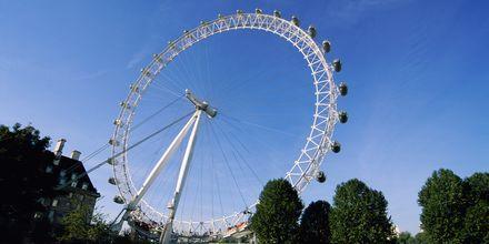 London Eye- maailmanpyörä