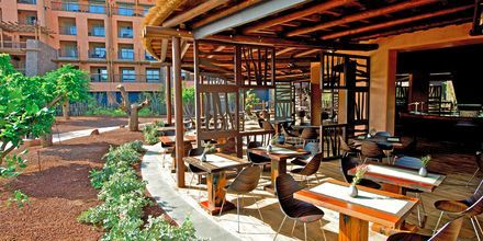 Buffetravintola Marula, Lopesan Baobab Resort, Meloneras, Gran Canaria.