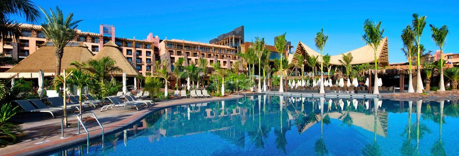 Allasalue, Lopesan Baobab Resort, Meloneras, Gran Canaria.