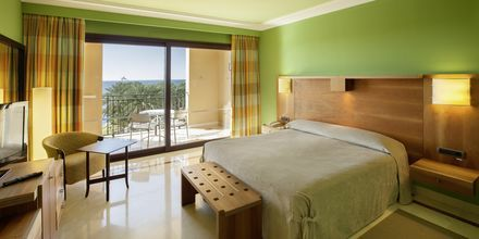 Kahden hengen huone, Hotelli Lopesan Costa Meloneras Resort Spa & Casino, Meloneras, Gran Canaria.