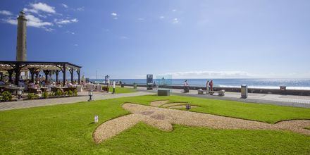 Rantakatu, Hotelli Lopesan Costa Meloneras Resort Spa & Casino, Meloneras, Gran Canaria.
