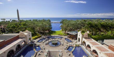 Hotelli Lopesan Costa Meloneras Resort Spa & Casino, Meloneras, Gran Canaria.