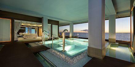 Kylpylä, Lopesan Villa del Conde Resort & Thalasso, Meloneras, Gran Canaria.