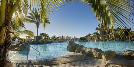 Allas, Lopesan Villa del Conde Resort & Thalasso, Meloneras, Gran Canaria.