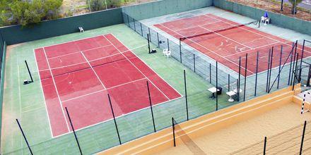 Tennis, Los Alisios, Los Cristianos, Teneriffa.