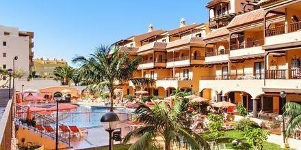Hotelli Los Alisios, Los Cristianos, Teneriffa.
