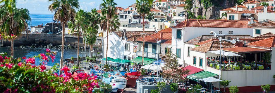 Funchal, Madeira.
