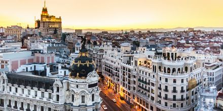 Viikonloppu Madridissa sopii kaikille – kulinaristeille, jalkapallofaneille, taiteen rakastajille ja ostostenystäville.