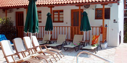 Hotelli Magda's, Parga, Kreikka.