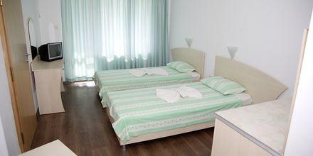 Kahden hengen huone, hotelli Magnolia. Sunny Beach, Bulgaria.