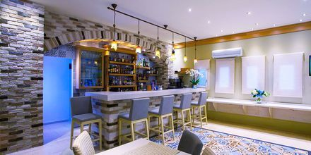 Baari/aula, Hotelli Maistrali, Parga, Kreikka.
