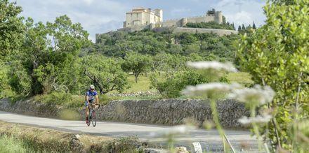 Arta, suosittu retkikohde monien pyöräilijöiden keskuudessa.