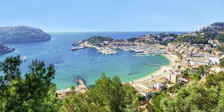 Mukava Puerto de Sóller muistuttaa hieman Italiaa tai Ranskan rivieraa.