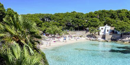 Pieni Cala Gat Cala Ratjadassa on yksi Mallorcan lomahelmistä.