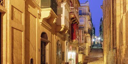Maltan pääkaupunki Valletta nimettiin Euroopan kulttuuripääkaupungiksi vuonna 2018.
