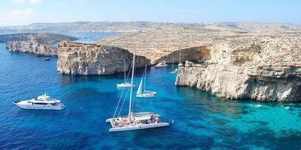 Kaunis Malta tarjoaa upeaa luontoa, kirkasvesisiä rantoja ja historiaa.