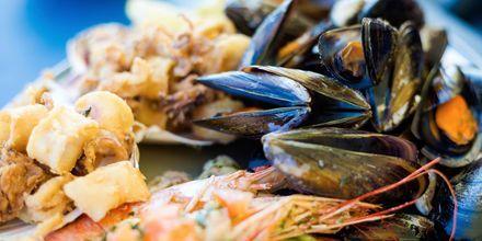 Maista lomasi aikana kala-annoksia ja mereneläviä, jotka ovat erityisen hyviä Maltalla.
