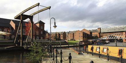 Castlefield, Manchester, Englanti.