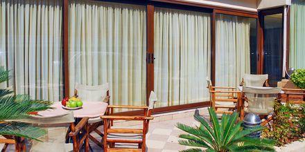 Hotelli Manousos, Rodoksen kaupunki, Kreikka.