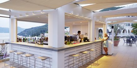 Eleonoras-kattobaari, Hotelli MarBella Corfu, Kreikka.