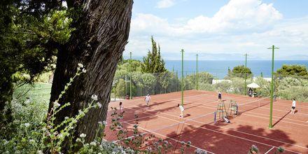 Tennistä, Hotelli MarBella Corfu, Kreikka.