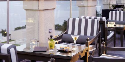 Aulabaari Belvedere, Hotelli MarBella Corfu, Kreikka.