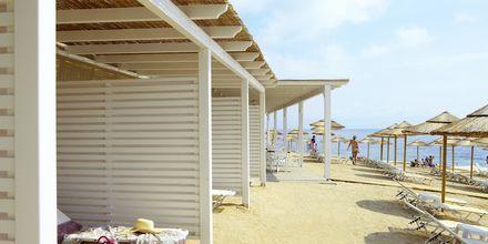 Läheinen ranta, Hotelli MarBella Corfu, Kreikka.