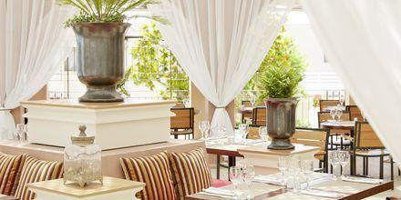 Comodo Italian Restaurant, Hotelli MarBella Corfu, Kreikka.
