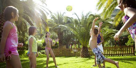 Täältä löytyy useita hauskoja aktiviteetteja, Hotelli MarBella Corfu, Kreikka.