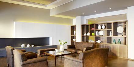 Lounge, Hotelli MarBella Corfu, Kreikka.
