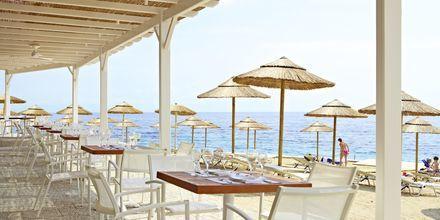 Rantaravintola Dolphin, Hotelli MarBella Corfu, Kreikka.